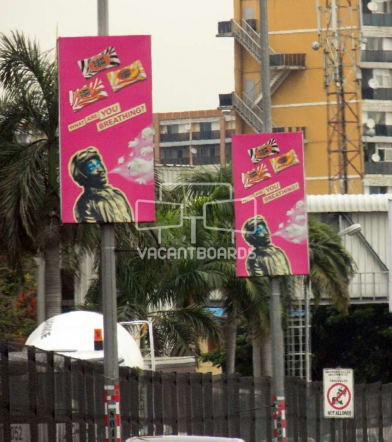 Light Box Outdoor Display – Lekki Epe Expressway, Lagos