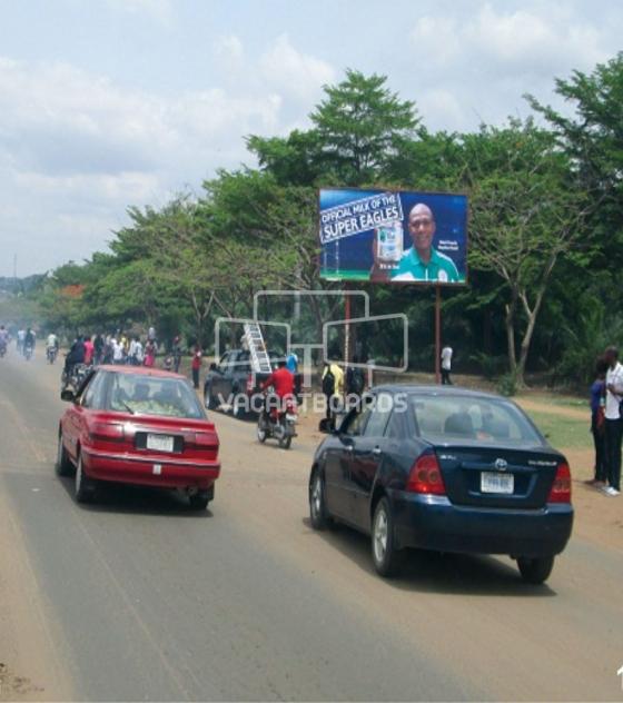 48 Sheet Billboard – Gboko Makurdi Road, Makurdi