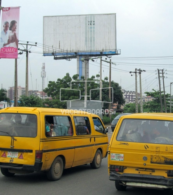 Ultrawave Billboard – Awolowo Road, Ikeja