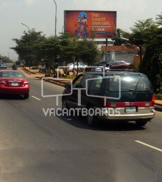 Super 48 Sheet Billboard – Idimu Isheri Igando Road, Lagos