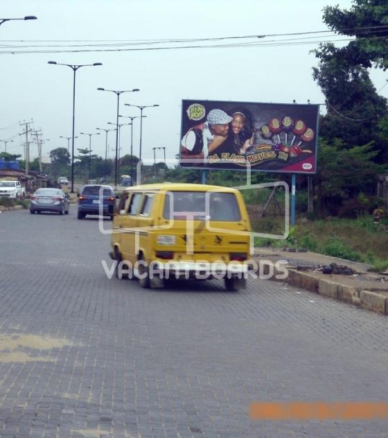 Super 48 Sheet Billboard – Ipaja Ayobo Road, Lagos