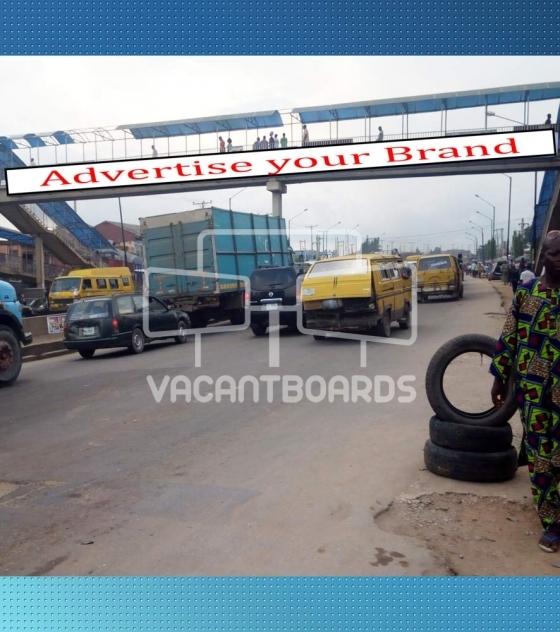 Bridge Panel Billboard – Ijaiye, Lagos Abeokuta Expressway, Lagos