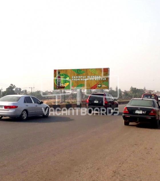 Large Format Billboard – Uniben, Benin