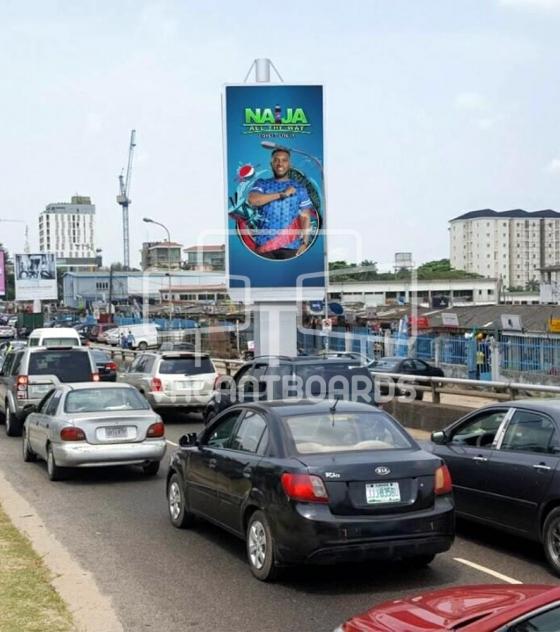 LED Billboard – Alfred Rewane, Ikoyi, Lagos