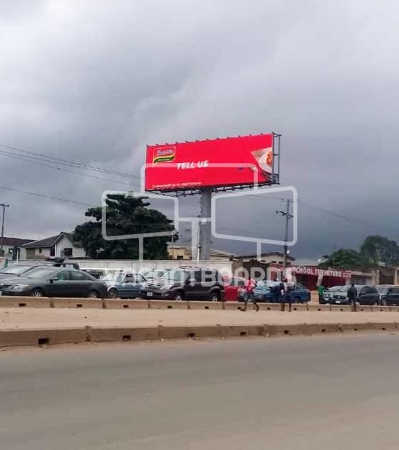 LED Billboard – Lagos Abeokuta Expressway