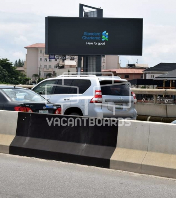 LED Billboard – Lekki Ikoyi Link Bridge