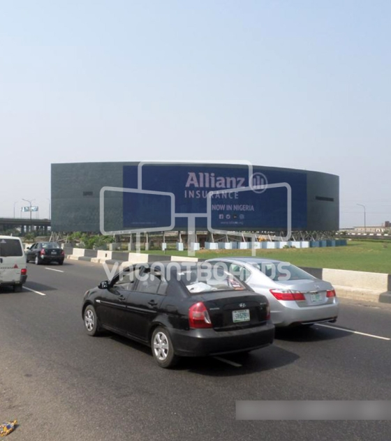 LED Billboard – Ilubirin, Third Mainland Bridge