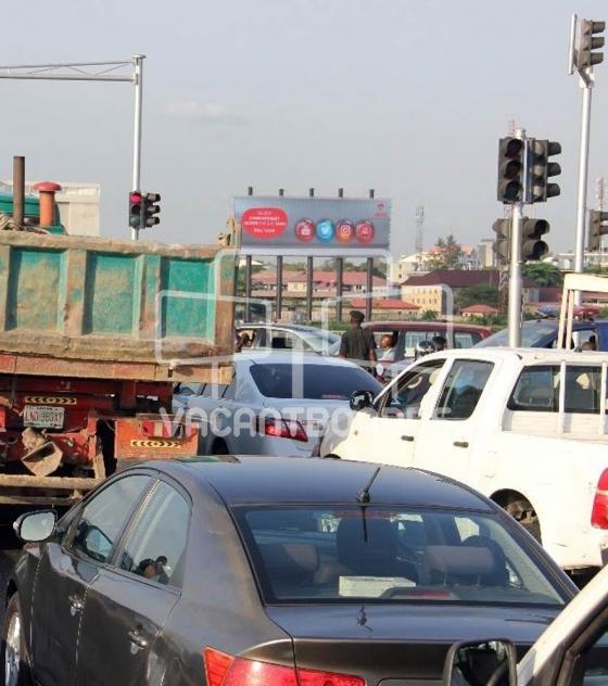 LED Billboard – Ozumba Falomo Waterfront, Ikoyi