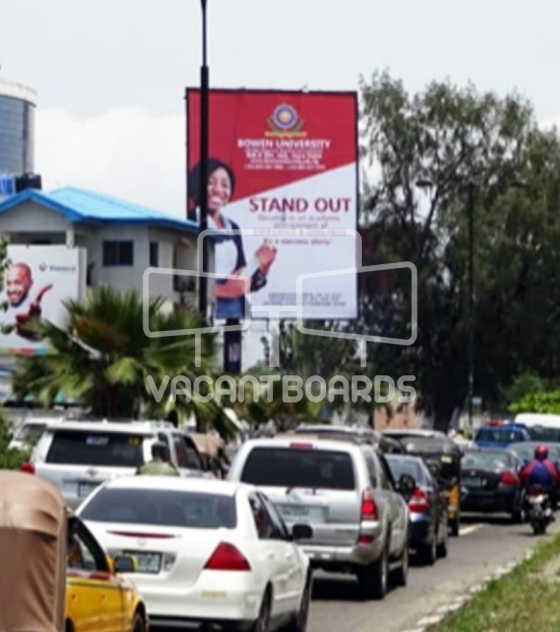 Portrait Billboard – Ahmadu Bello Way, Victoria Island
