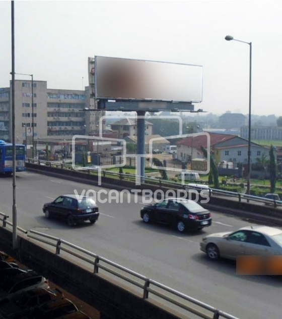 Unipole Billboard, Funsho Williams Avenue, Iponri, Lagos