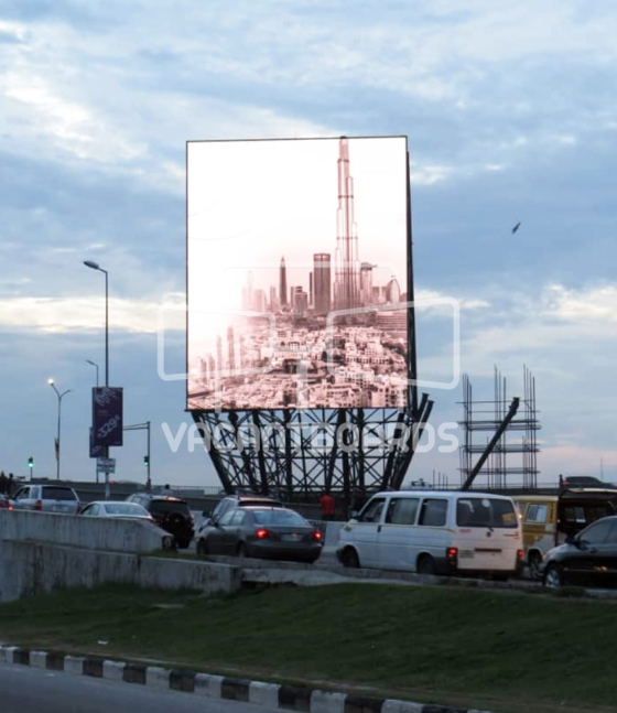 Digital Billboard – Falomo, Ikoyi