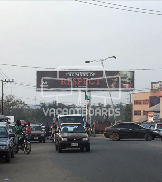 Eye Catcher Billboard – Aleshinloye, Ibadan