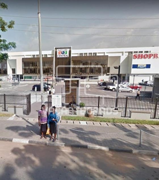 Lamp Posts – Novare Mall, Wuse, Abuja
