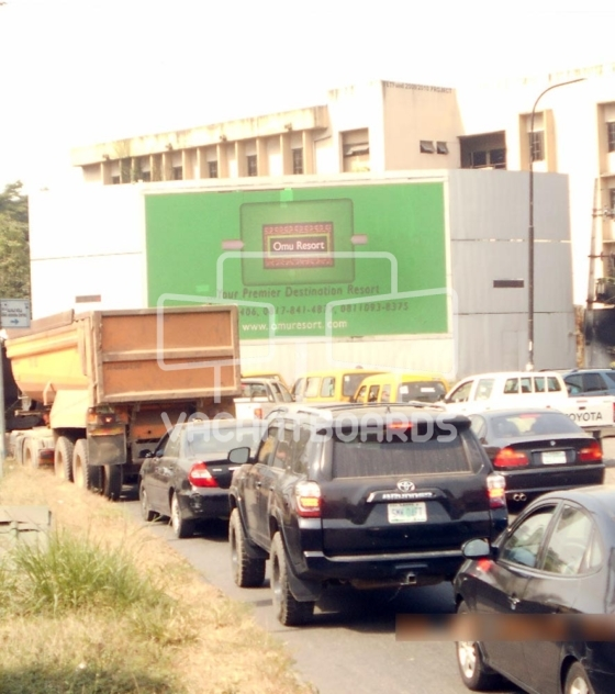 Led Billboard – Herbert Macaulay Way, Yaba, Lagos