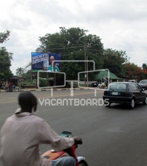 48 Sheet Billboard – Kashim Ibrahim Road, Makurdi