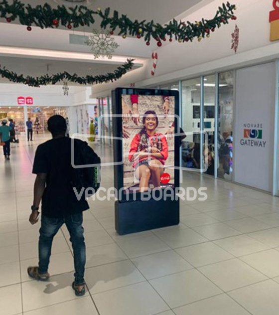 Digital Screen – Novare Gateway Mall, Abuja