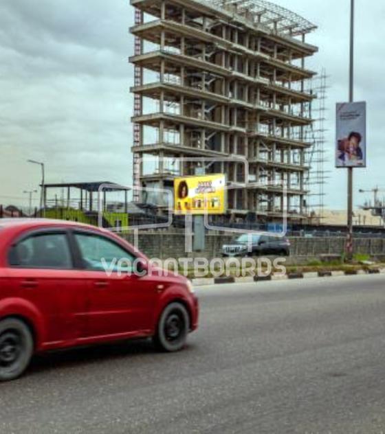 Backlit Billboard – Lekki Epe Expressway
